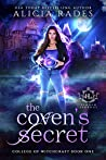The Coven's Secret (Hidden Legends: College of Witchcraft, #1)