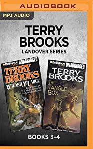 Landover Series, Books 3-4: Wizard at Large; The Tangle Box