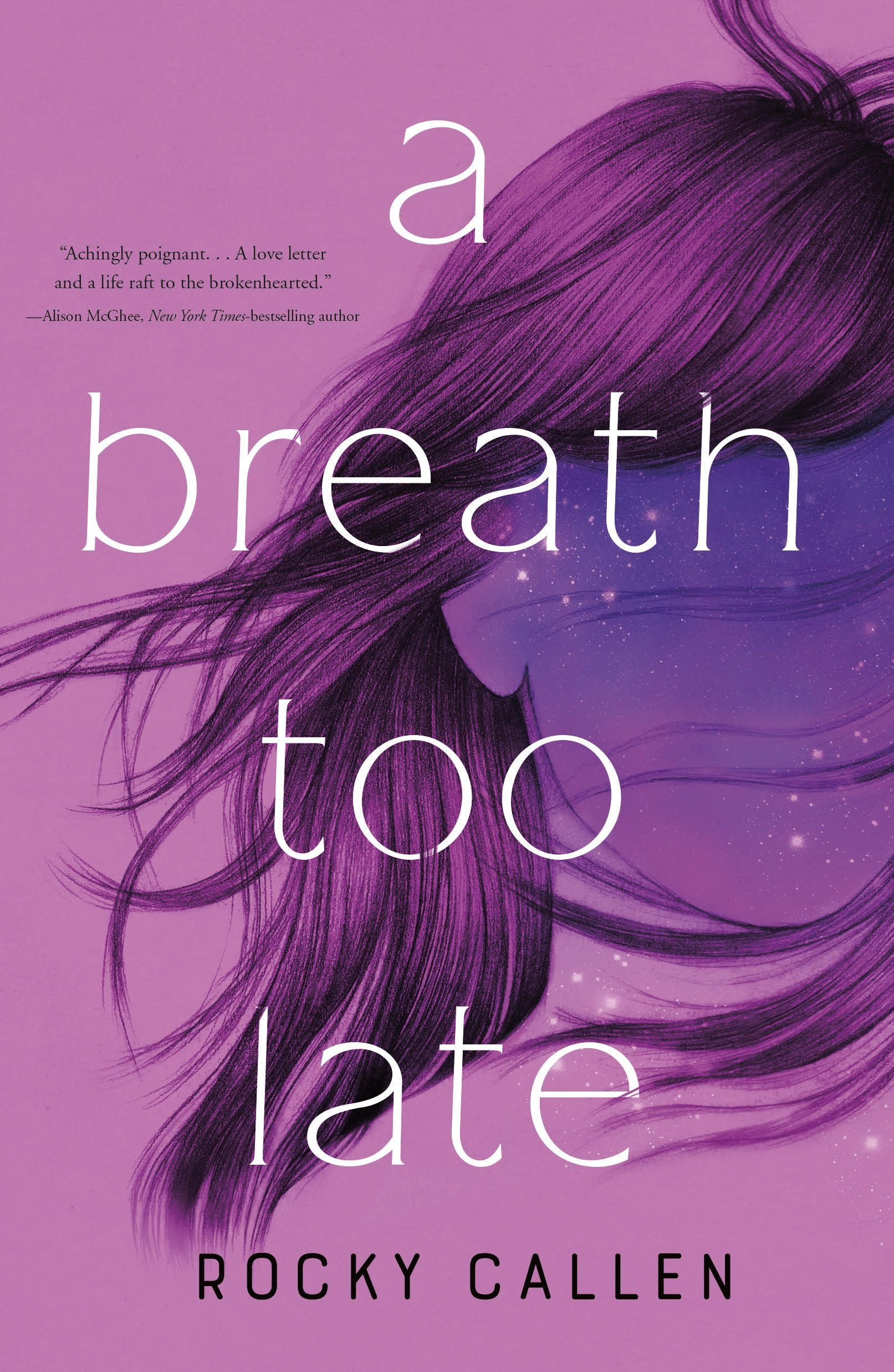 A Breath Too Late - Rocky Callen