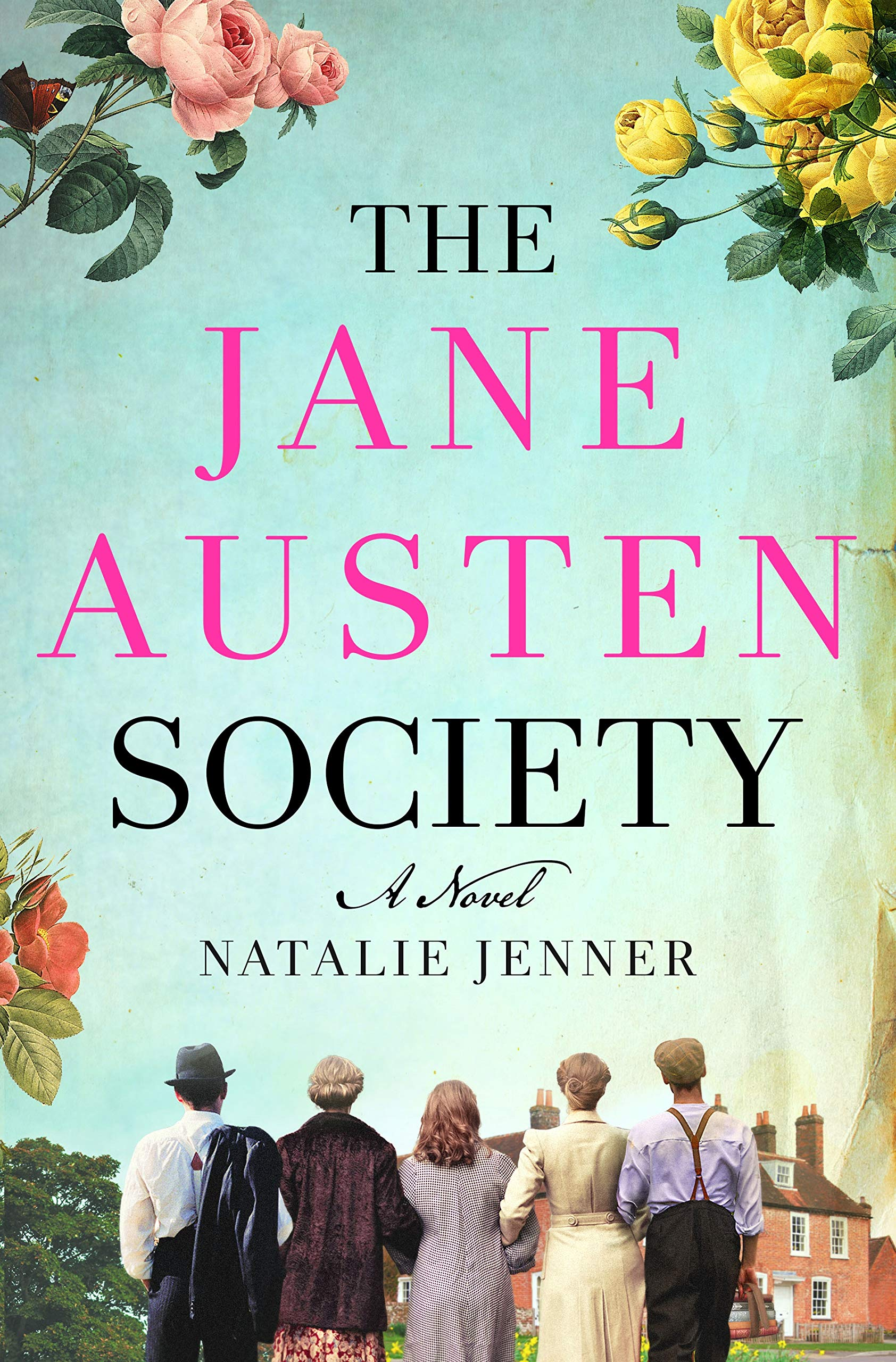 The Jane Austen Society - Natalie Jenner