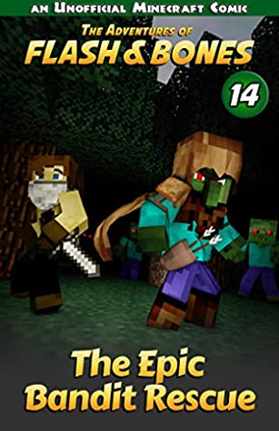 The Epic Bandit Rescue: Minecraft Adventure Comics