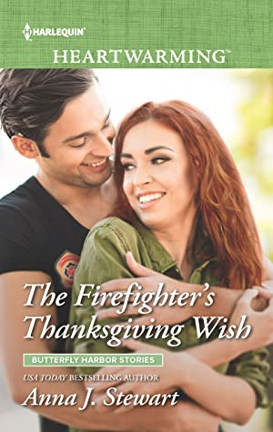 The Firefighter's Thanksgiving Wish (Butterfly Harbor #7)