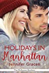 Holidays in Manhattan (The McKinnon Brothers, #5)