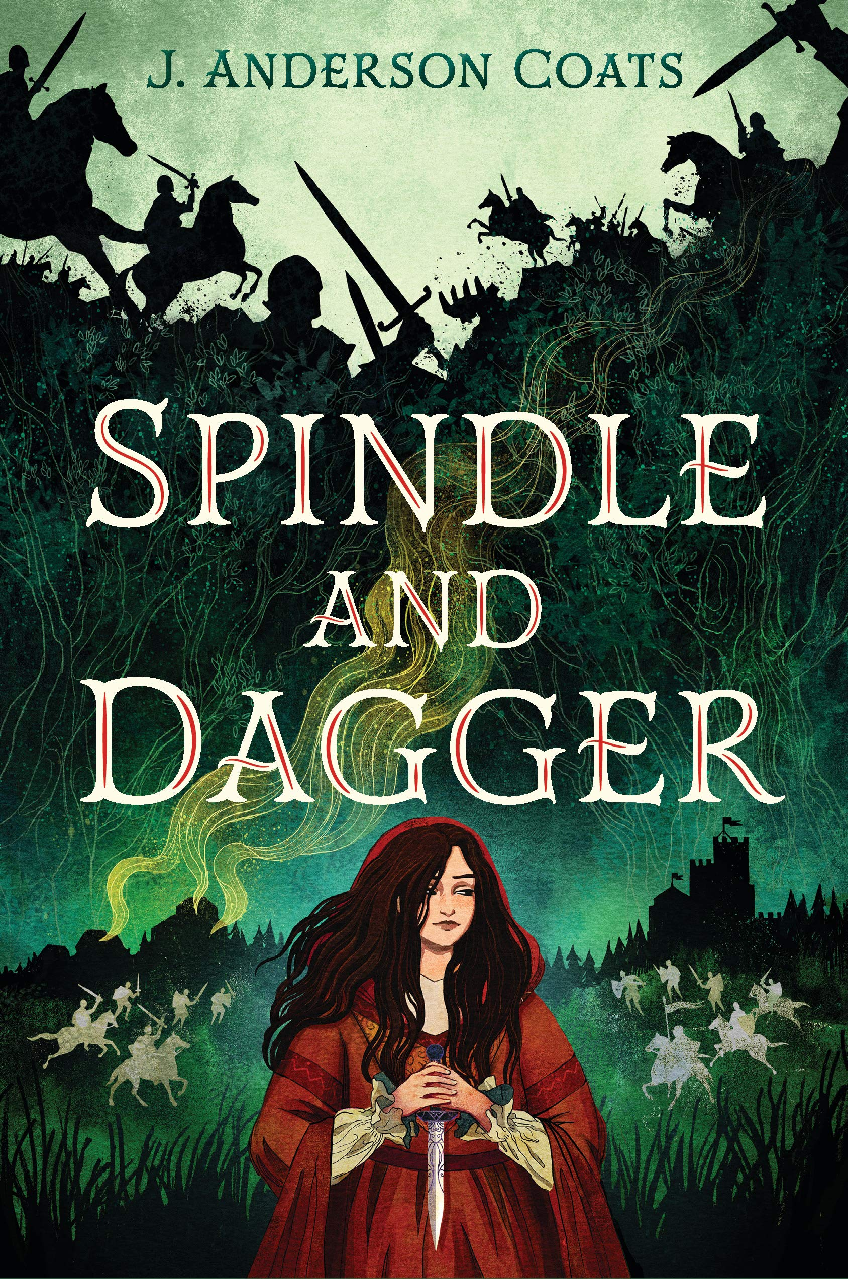Spindle and Dagger - J. Anderson Coats