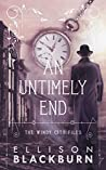 An Untimely End (The Windy City Files, #1)
