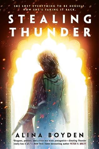 Stealing Thunder (Stealing Thunder, #1)