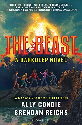 The Beast (The Darkdeep, #2) cover