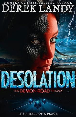 Desolation by Derek Landy