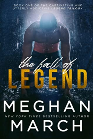 The Fall of Legend (Legend Trilogy, #1)