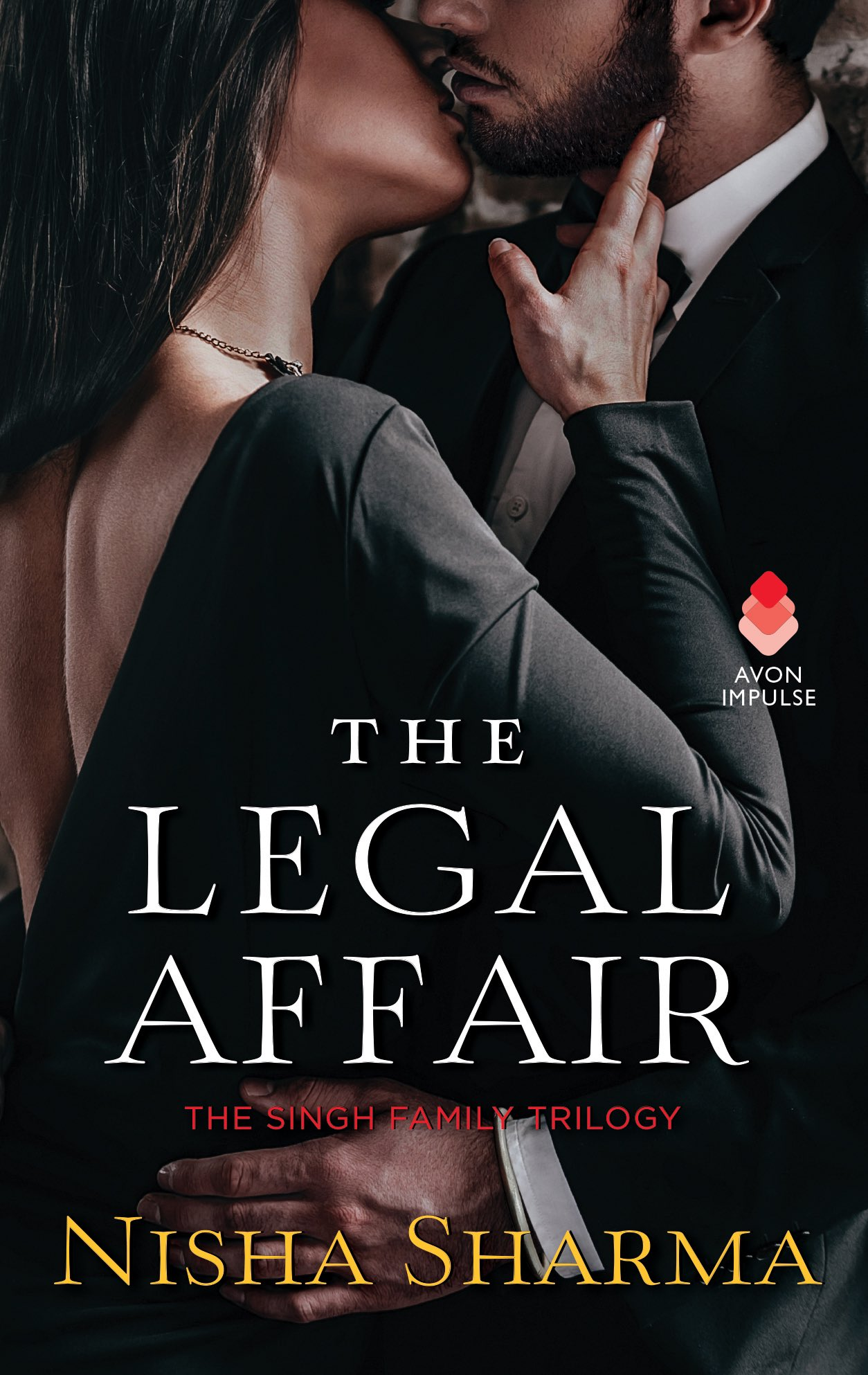The Legal Affair (The Singh Family, #2)