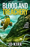 Blood and Treachery (DCI Logan Crime Thrillers #4)