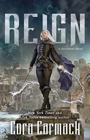 Reign (Stormheart, #3)