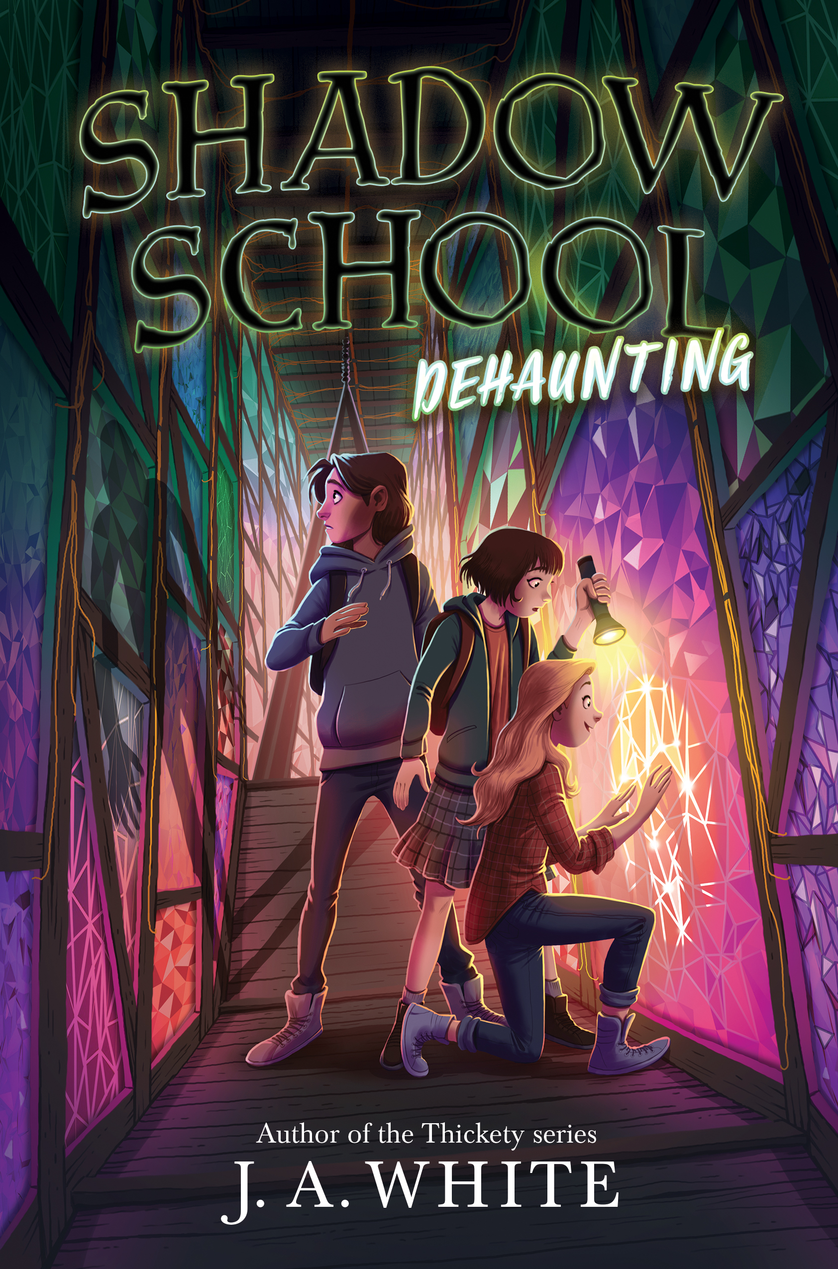 Shadow School: Dehaunting (Shadow School, #2)