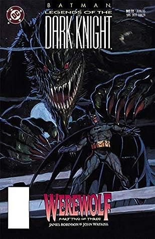 Batman: Legends of the Dark Knight #72