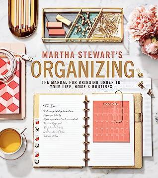 Martha Stewart's Organizing by Martha Stewart