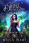 The Fire of the Dragon's Heart (Harem of Fire, #4)