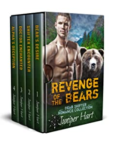 Revenge of the Bears: Bear Shifter Romance Collection