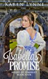 Isabella's Promise (Brides of Somerset, #4)
