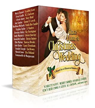 Once Upon a Christmas Wedding by Scarlett Scott