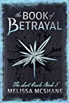 The Book of Betrayal (The Last Oracle, #5)