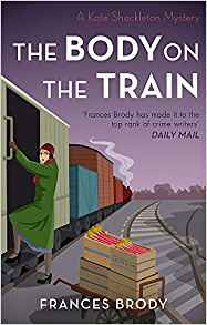 The Body on the Train (Kate Shackleton, #11)