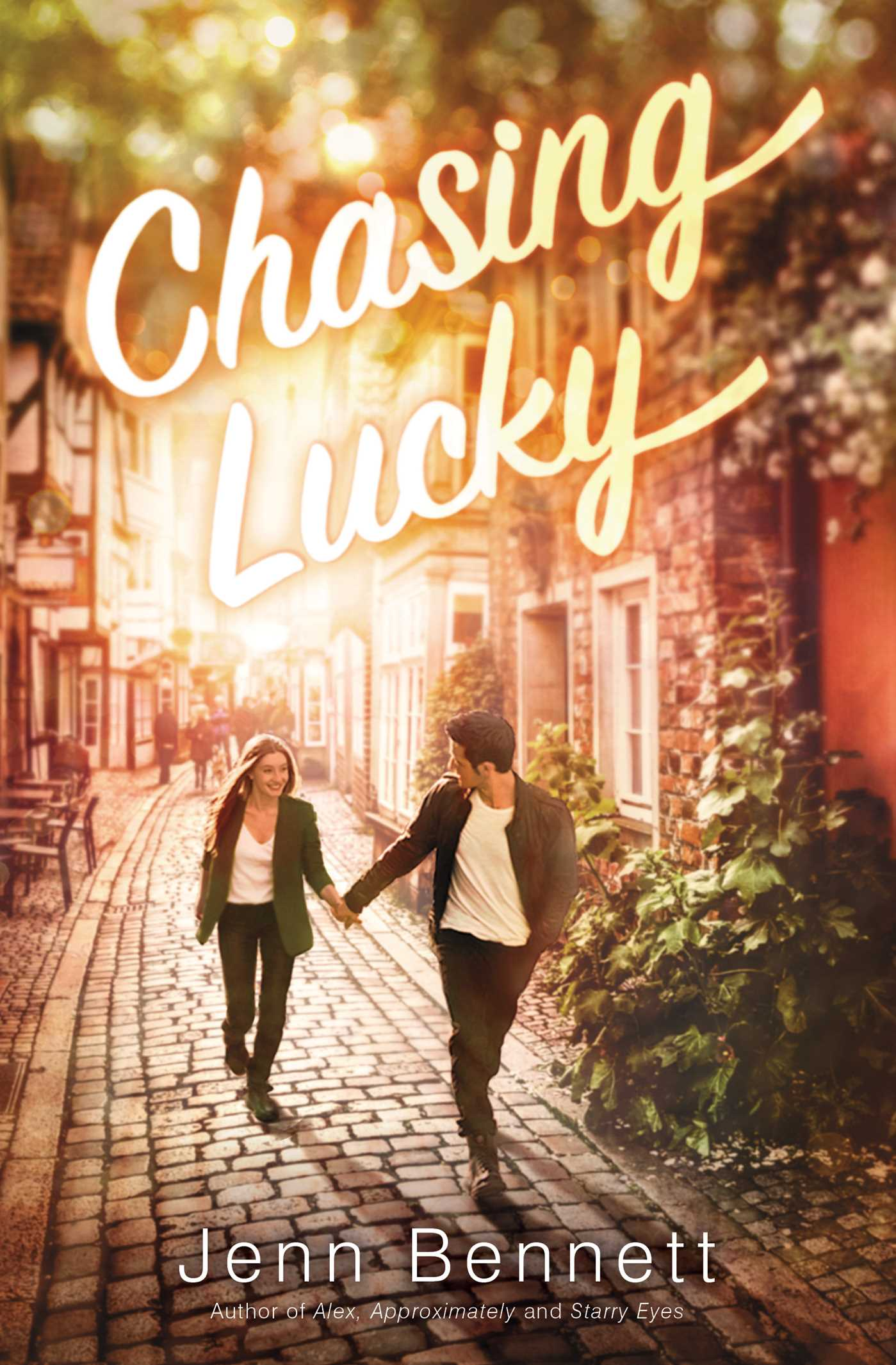Image result for chasing lucky
