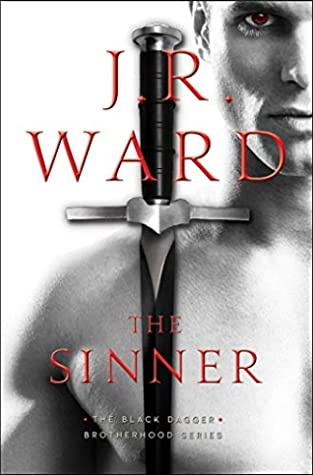 Book Review: The Sinner by J.R. Ward