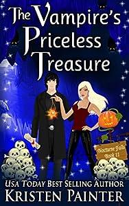 The Vampire's Priceless Treasure (Nocturne Falls, #11)