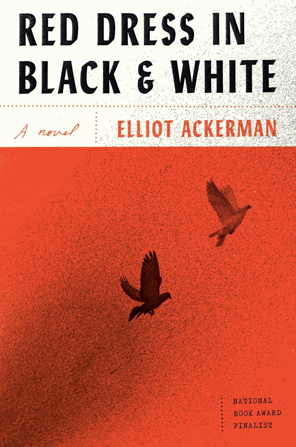 Red Dress in Black and White - Elliot Ackerman