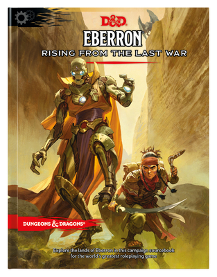 Eberron: Rising from the Last War (Dungeons & Dragons, 5th Edition)