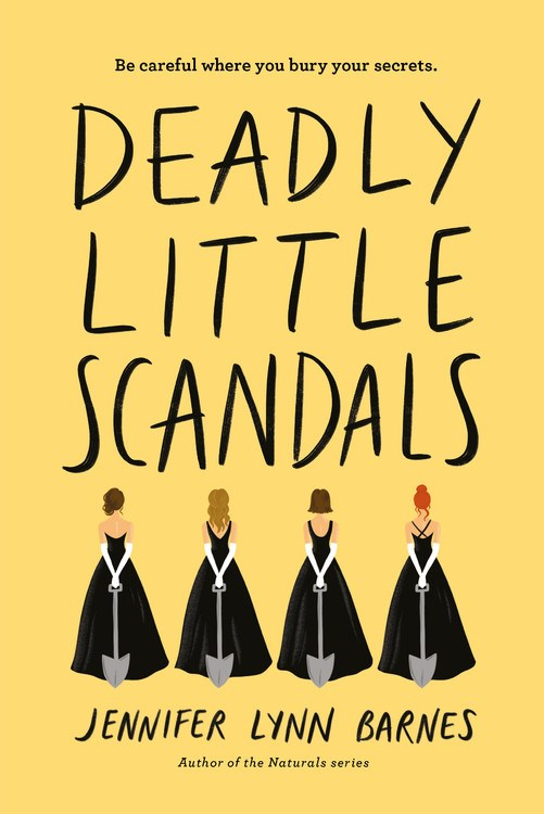 Deadly Little Scandals (Debutantes, #2)