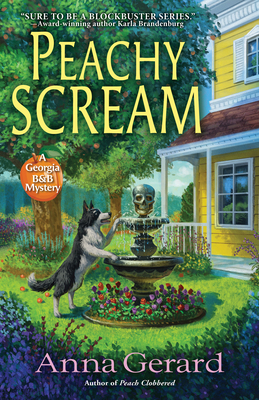 Peachy Scream (Georgia B&B  #2)