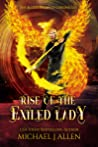 Rise of the Exiled Lady (Blood Phoenix Chronicles, #4)