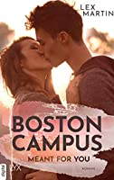 Boston Campus - Meant for You (Dearest #1)