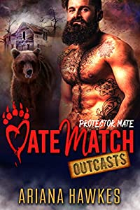 Protector Mate (MateMatch Outcasts, #2)