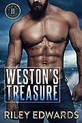 Weston's Treasure (Gemini Group, #3)