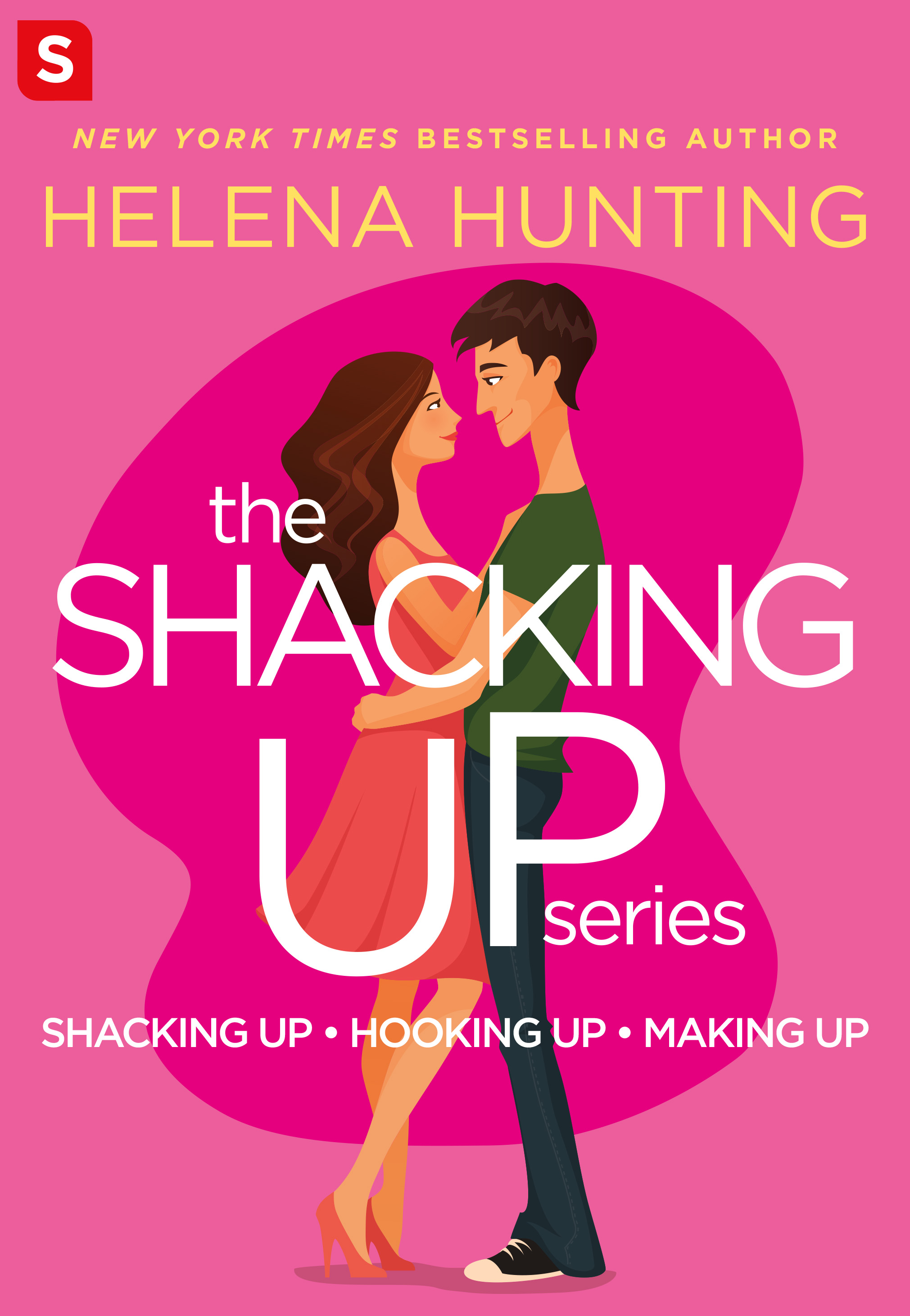 The Shacking Up Series 1 3 By Helena Hunting