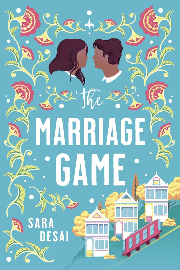 The Marriage Game - Sara Desai