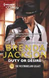 Duty or Desire (The Westmoreland Legacy #5)
