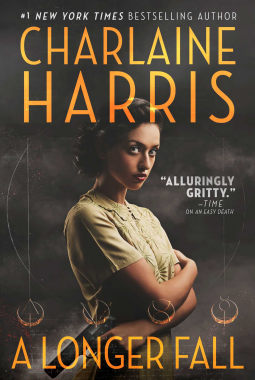 Book Review: A Longer Fall by Charlaine Harris