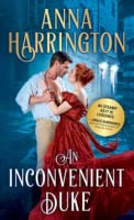 An Inconvenient Duke (Lords of the Armory, #1)