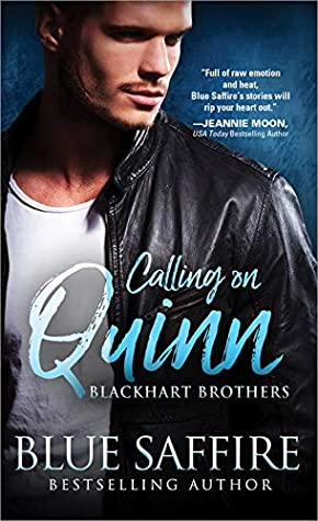 Calling on Quinn (The Blackhart Brothers, #1)