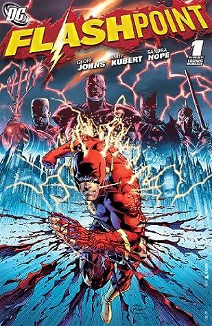 Flashpoint #5 Regular Cover Comic Book DC Flash First Print