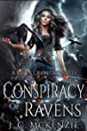 Conspiracy of Ravens (Raven Crawford, #1)