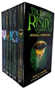 The Dark Is Rising Sequence Collection 5 Books Set By Susan Cooper ( Over Sea, Under Stone,The Dark is Rising, Green Witch, The Grey King, Silver On The Tree)