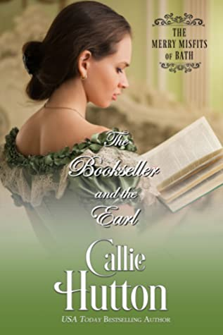 The Bookseller and the Earl (Merry Misfits of Bath #1)