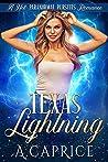 Texas Lightning: A Hot Paranormal Pursuits Romance (ARC Book 3)