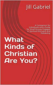 What Kinds of Christian Are You?: A Companion for Individuals and a Guide for Small Groups Engaged in Spiritual Discovery and Fellowship