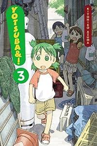 Yotsuba&!, Vol. 03 (Yotsuba&! #3)