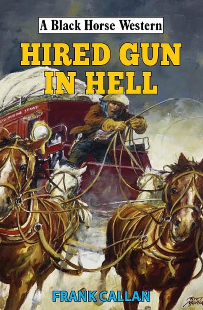 Hired Gun In Hell By Frank Callan
